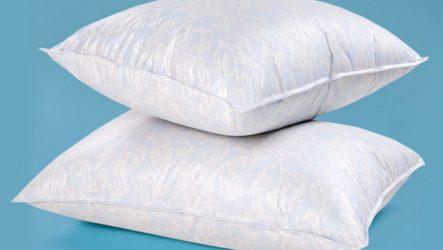 Как выбирать подушку?