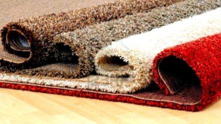 Химчистка ковров из шёлка, вискозы и длинноворсных со скидкой 30%