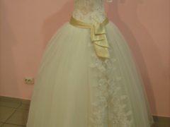 Скидка 30% на химчистку свадебного платья