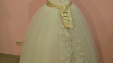 Химчистка свадебного платья со скидкой -30%