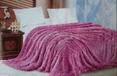 Скидка -30% на химчистку пледа, одеяла