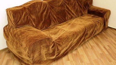 Скидка -30% на химчистку чехла от дивана