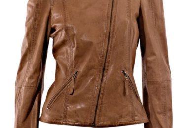 Покраска кожаной куртки: процесс